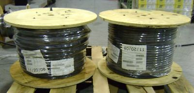 250 Foot Of 10 Direct Flex-a-prene Welding Battery Cable Made In Usa