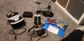 PS4 VR Bundle