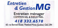 Entretien Gestion MG