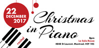 Christmas in Piano - Jazz Recital