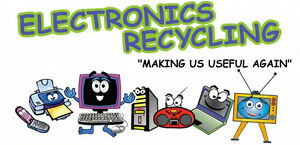 Pick up and Recycling PC&MAC Desktops/Laptops & Accessories