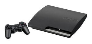 Play Station 3 with Controller