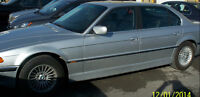2000 BMW 7-Series 740IL Berline