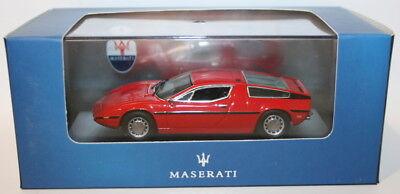 Ixo 1/43 Scale - CLC086 - Maserati Bora - Red