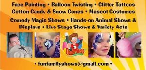 Comedy Children's Magician & Entertainer Cambridge Kitchener Area image 5