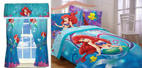 Little Mermaid Twin Bedding/Petite Sirene Literie Lit Simple