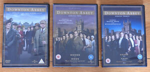 DVD Downton Abbey & Upstairs Downstairs