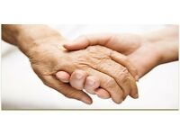 Qualified carer offering home care services