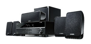 Yamaha Home Theatre Package