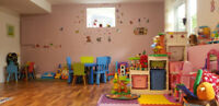 Daycare/garderie:jours,soir,weekend/( part/full time)