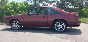 *** Must See 1986 Mustang GT ***