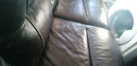 3 seater electric recliner with usb