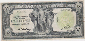 Selection of Canadian Currency, coins and more for sale!