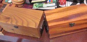Urns...Homemade Wooden Boxes for Ashes Edmonton Edmonton Area image 4