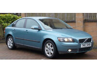 **1 YR MOT** Immaculate Volvo S40 1.6 2007 S (STUNNING CAR F/S/H)
