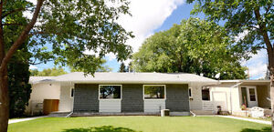 SOLD! 2245 sq ft 4-level split - Duplex- Really Nice Condition!