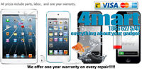 iPhone, iPad, iPod  Repair Services, Unlocking, Batteries
