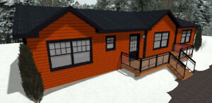 CUSTOM BUILD YOUR HOME ! PATTERSON MODULAR AND MINI HOMES
