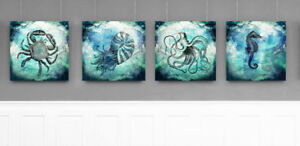 Sea creature Art