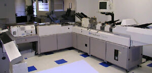 Pitney Bowes 7 Series Mail Inserter