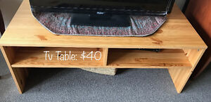 TV Table or Coffee Table, Has to be gone ASAP! (Moving Sale)