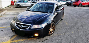 Clean 2004 Acura TSX LOW KMS