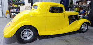 1933 Ford 3 Window Coupe For Sale