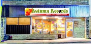 Autumn Records. Everything you need to play vinyl records.