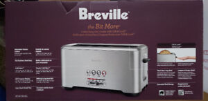 Breville the Bit More toaster (Brand New unopened box). $100