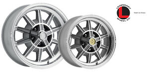 american racing, mustang parts, SHELBY 10 SPOKE, MAGNUM 500 RIMS