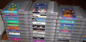Wanted nes games