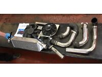 Astra vxr intercooler and tophat kit