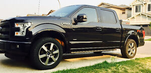 2015 Ford F-150 Lariat ECOBOOST 3.5 ***FULLY LOADED***