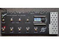 Fender Mustang Floor - Professional grade amp emulation and pro artist presets