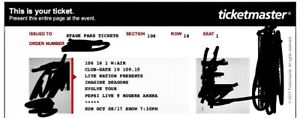 Imagine Dragons Concert Tickets - Vancouver