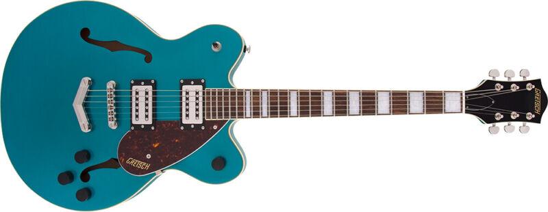 Gretsch G2622 Streamliner CentreBlock With V-Stoptail Electric Guitar - Ocean Tu