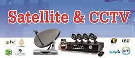 INSTALLING SATELLITE DISH & CCTV CAMERA FOR CHEAP!!!