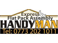 Flat Pack Assembly/Handyman Services/Kitchen Fitters/Painters decorators/ Curtain Fitters/Carpenter