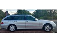 MERCEDES-BENZ E320 CDI V6 7G-TRONIC DIESEL AUTO ESTATE - LOW MILEAGE / MAIN AGENT HISTORY