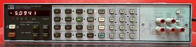 Hp - Agilent - Keysight 3456a 2512a15835 Voltmeter