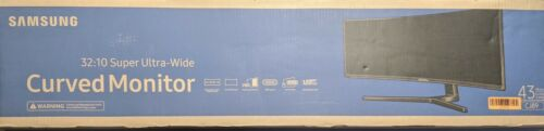 Samsung C43J89 CJ89 Series 43-inch Ultrawide Curved Monitor