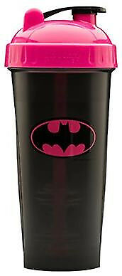 Perfect Whey Protein (PERFECT SHAKER HERO SERIES - SUPER HERO WHEY PROTEIN POWDER SHAKER - PINK BATMAN)