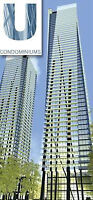 U Condo Rent New Luxury 1+1bdrm Bay & Bloor