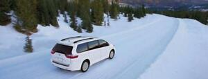 Toyota Sienna Winter Wheel + Tire Packages (Winter 2017-2018) ***WheelsCo***