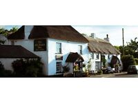 Head Chef position in busy village pub outskirts of Exeter