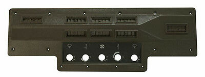 John Deere 50 Series Ac Heater Control Bezel 4050 4250 4450 4650 4850