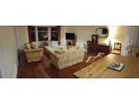 Furnished Double Room in Lovely, Victorian Tenement in the Botanics area of West End, Glasgow