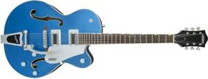 Gretsch G5420T Electromatic® Hollow Body Single-Cut with Bigsby®, Fairlane Blue 2506011570