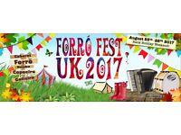 Brazilian dance festival - The hottest festival in the UK!