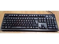 CM Storm QuickFire Mechanical Gaming Keyboard - Offers accepted